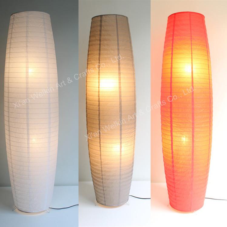 Paper Lantern Floor Lamp Whole