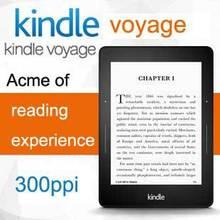 2015 All-New  Kindle Voyage kindle eBook Reader 300ppi  4GB,Wi-Fi,6″,E Ink Display Brand new Intelligent adjustment reading lamp