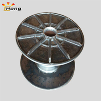 Cable Steel spool for wire and cable industrial