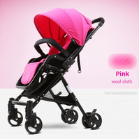 New style lightweight luxury baby stroller/online wholesale babies portable push chairs OEM factory