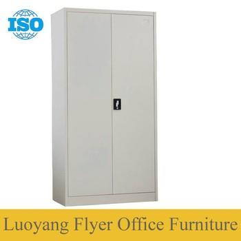 Flat Ng Two Door Metal M Shlef Lock File Cabinet