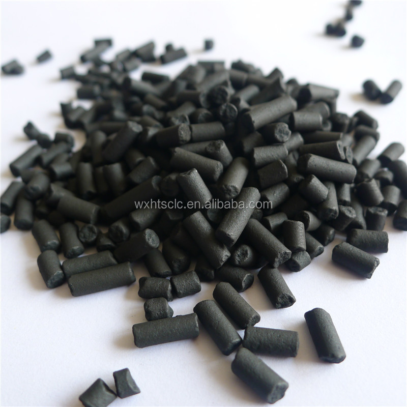 1.5-8mm pellet activated carbon use for waste <strong>water</strong> and air purification