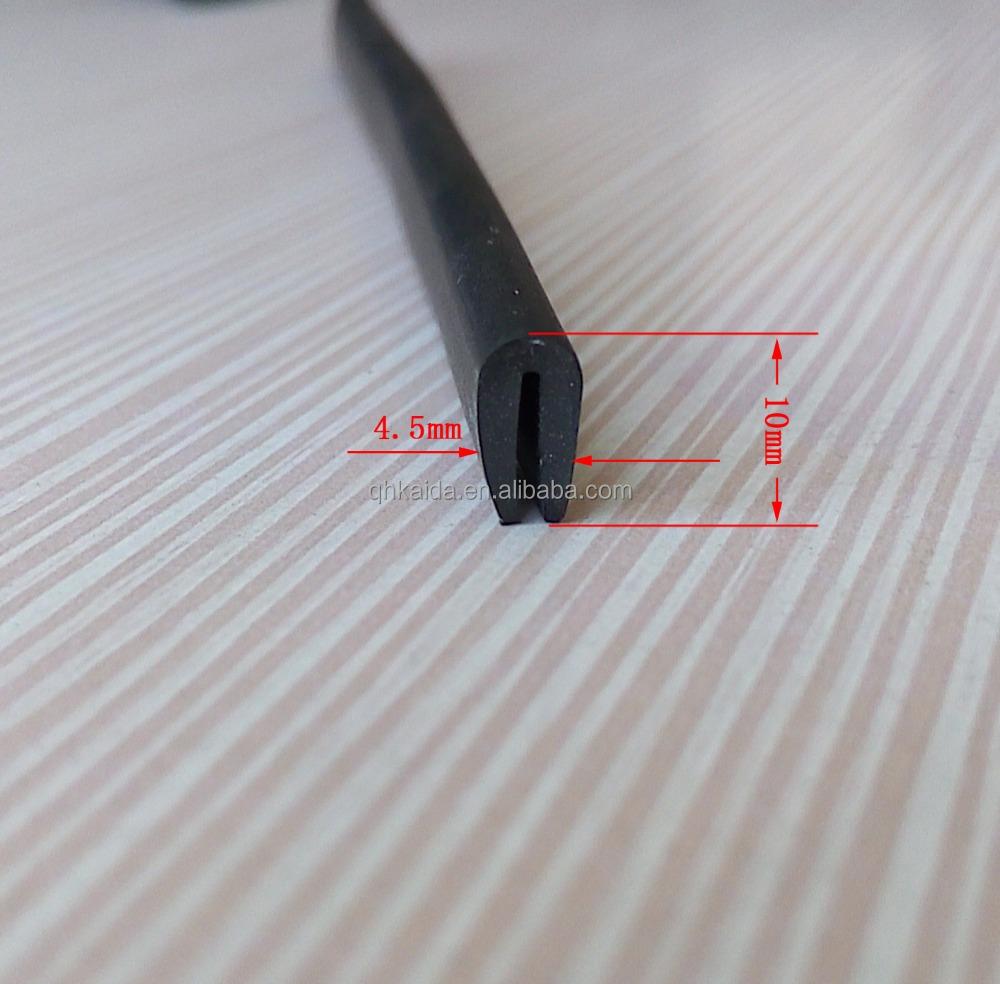 U Channel Metal Sharp Edge Protection Rubber Trim Strip - Buy Edge  Protection Rubber Trim Strip,Metal Sharp Edge Protection Rubber Strip,U  Channel