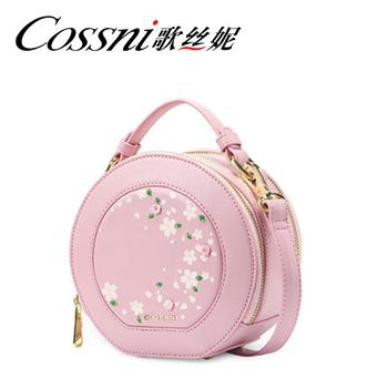 handbags wholesale china milano style euro fashion handbags round shape  lunch bag