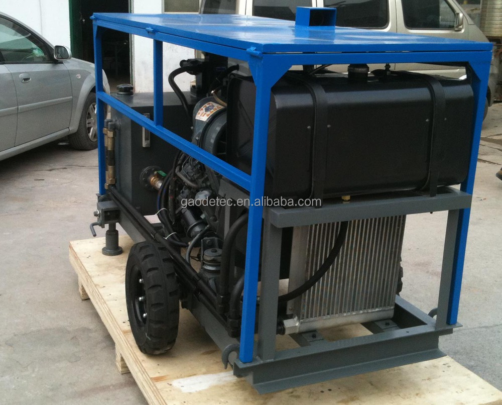 Oem Supplier Compact Structure Diesel Hydraulic Power Pack With ...