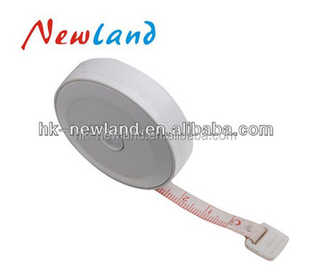 NL511hot sales new type measuring equipments inch metric tape measure