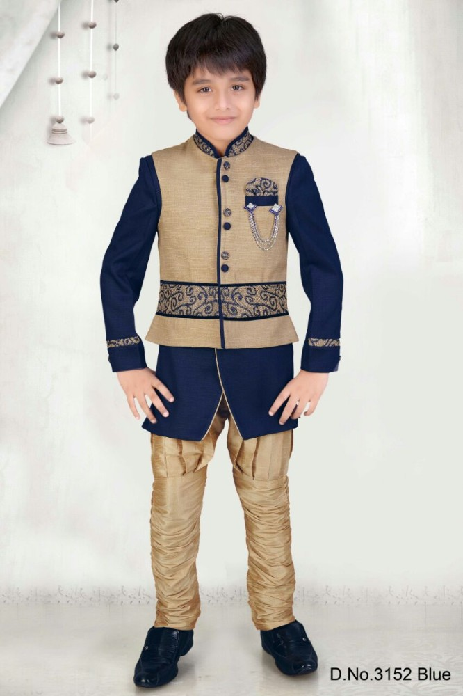 d74779d809378 Eid special Red and Gold Kids/Children Kurta sherwani designs in ready  stock, View kids sherwani, Ethnic Exports Product Details from DOT EXPORTS  on ...
