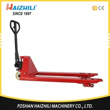 Low price Hydraulic electronic scale hand pallet truck with scale