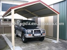 easy to transport one car steel Car Canopy made in china NEW!!!
