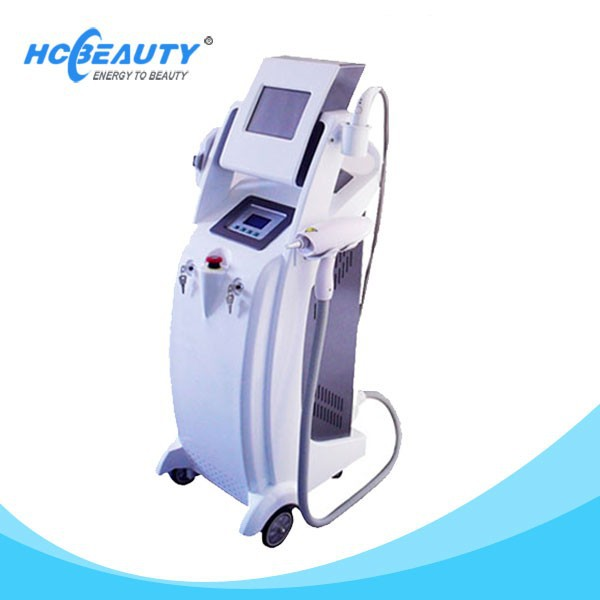 Skin beaty and Acne Treatment machine BM11 with ipl rf laser e-light