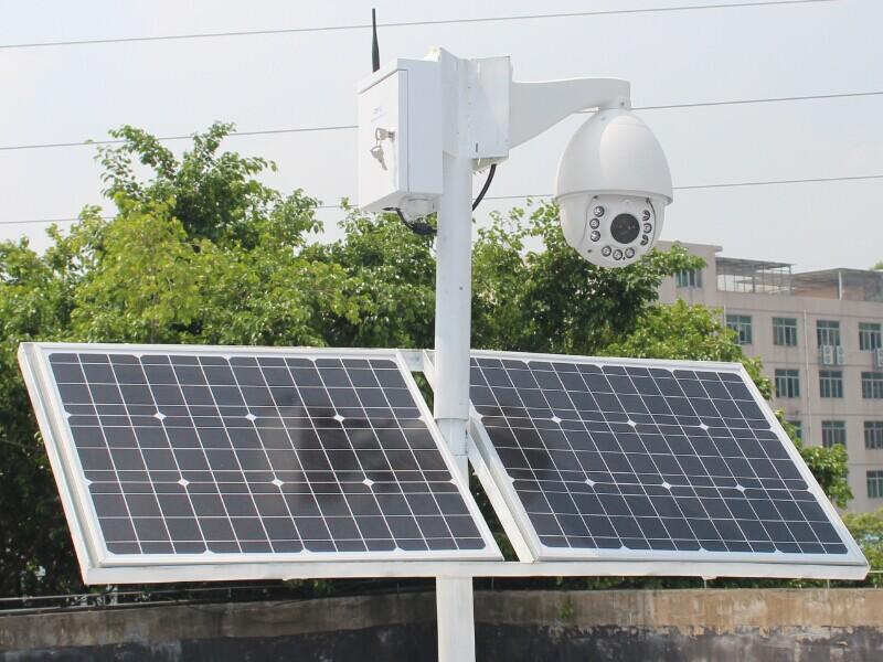 1 Wireless Solar Power Ptz Ip Camera 36x Zoom Outdoor Ir