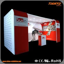 Opvallende Speciale Ontwerp Aluminium Tentoonstelling Stand <span class=keywords><strong>3d</strong></span> Modellen Promotie Booth
