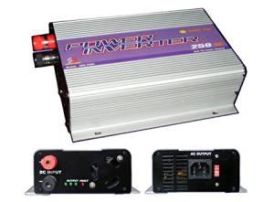 RISING 250W Grid Tie Inverter For Solar Panel System DC 10.8V - 30V AC 90V-130/190~260V (optional)