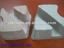 megnesite diamond abrasive fickert tool for marble