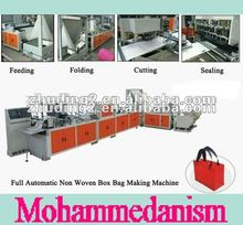 Fully automatic pp nonwoven bag welding machines