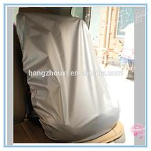 Hot selling girl child chair dust cover/boy seat dirt cover with low price with free samples