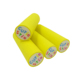 Long Cutie Stix Yellow rubber Eraser For School
