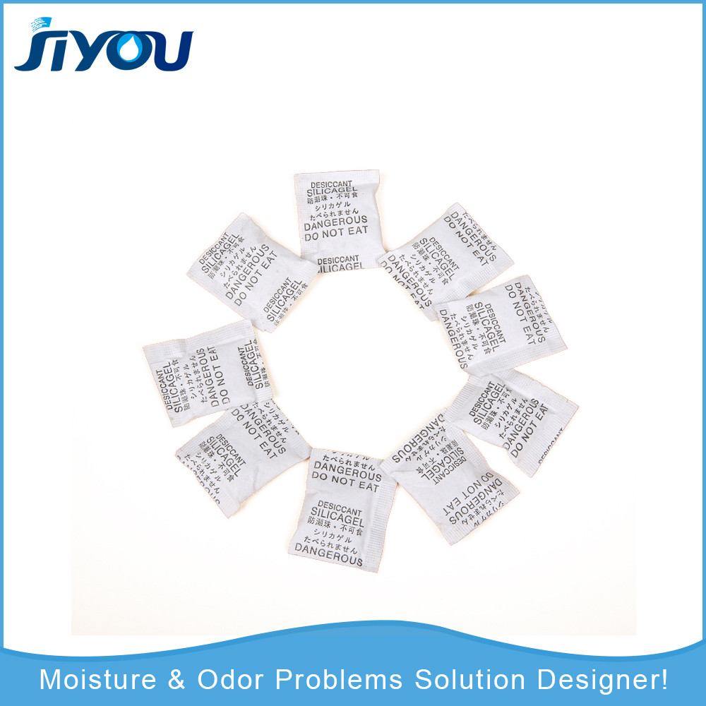 silica gel desiccant moisture absorber for camera