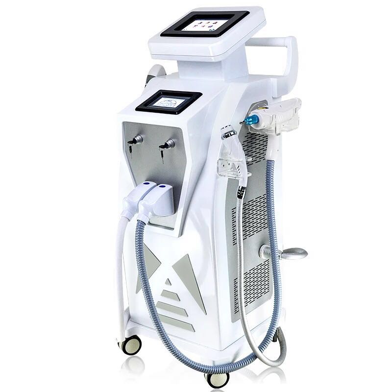 E light+rf+yag laser hair removal <strong>beauty</strong> <strong>salon</strong> <strong>equipment</strong> for clinic or hospital