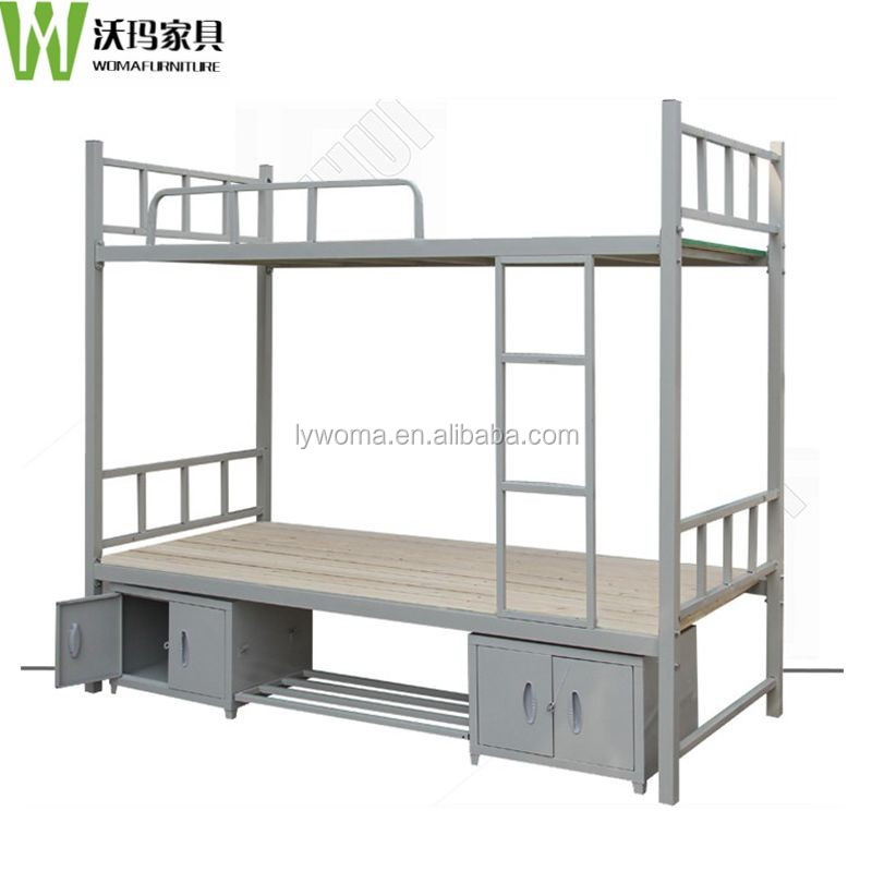 Metal Locker Bunk Bed