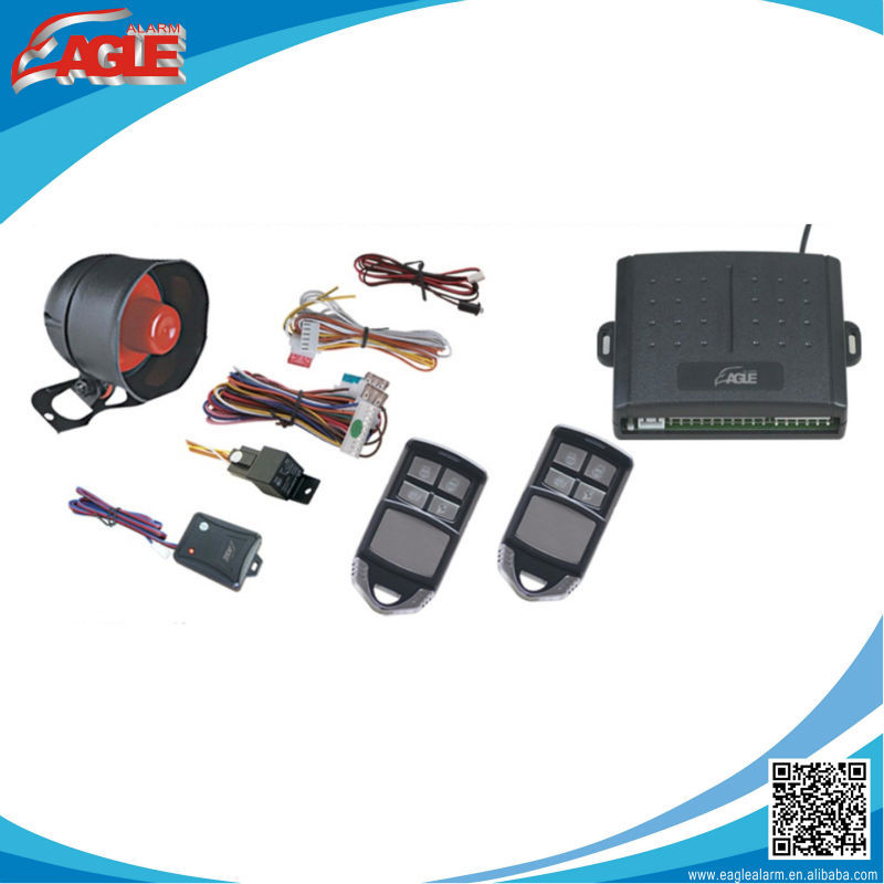 Popular In Pakistan And Indonesia Market One Way Security Alarm ...