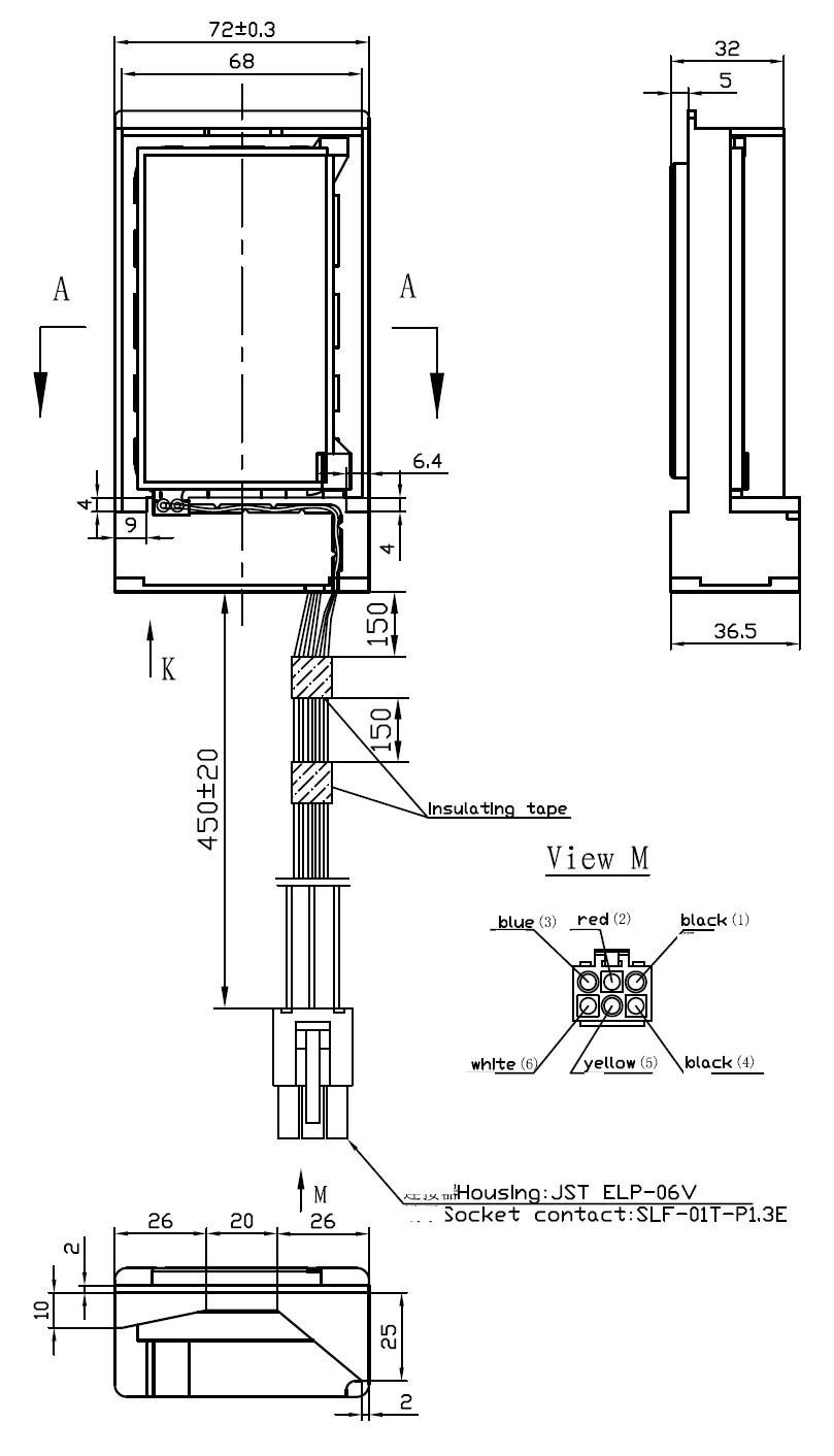 fstb fmb electric fridge damper control for refrigerator