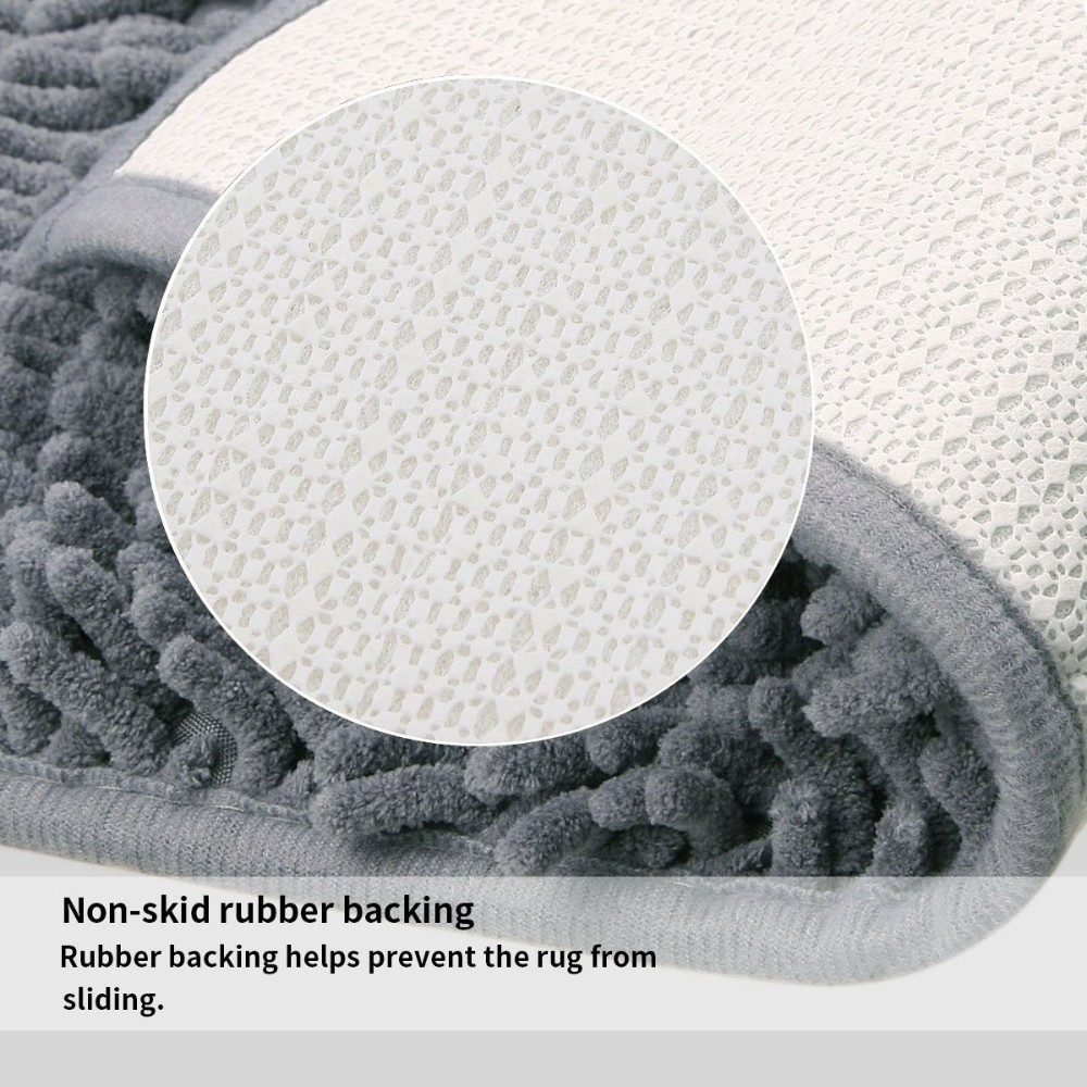 microfiber rubber backed non slip bathroom carpet buy bathroom