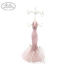 Fashionable Mannequin Decorative Dress Form Ring Necklace Bracelet Display Jewelry Stand