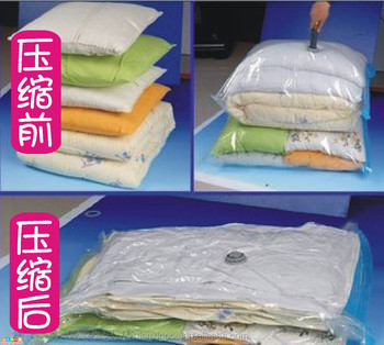 Clothes Vacuum Ng Bags For Clothing With Air Pump