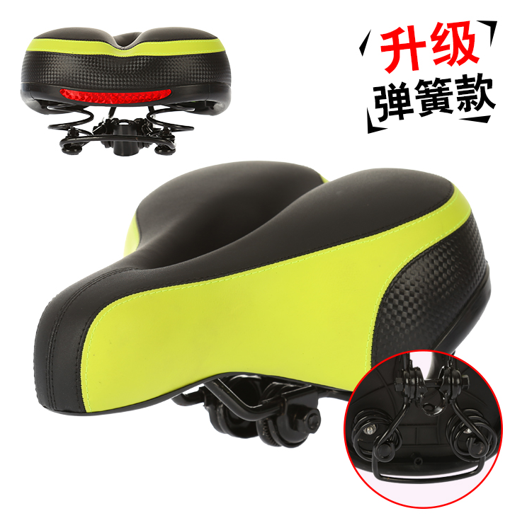 2016 bicycle accessories best selling saddle Comfortable Bicycle Saddle