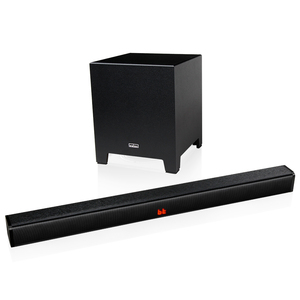 2.1 Soundbar Wireless Subwoofer Bluetooth Sound Bar Speaker for Home System