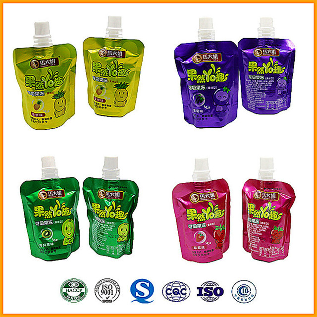 Healthy Coconut Soft Jelly Japanese Snack Jelly Drink For Kid