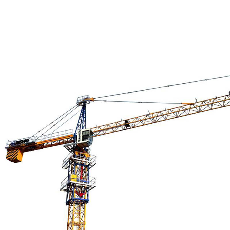 Qtz40 Tower Crane 4 Ton Tower Crane Power Requirements