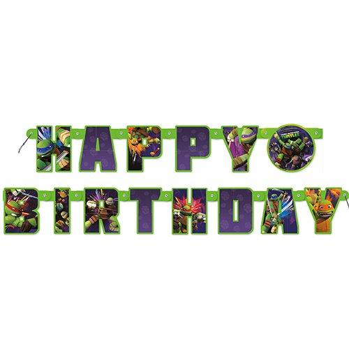 Buy Teenage Mutant Ninja Turtles Mylar Birthday Balloon In Cheap