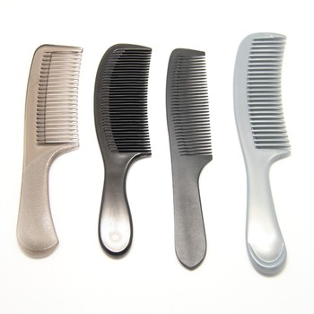 Mini Pocket Size Hair Comb for Travelling Portable Plastic Hair Comb