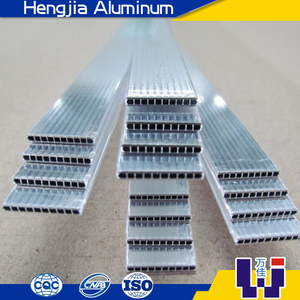 Flat Aluminum Radiator Tube with competitive price