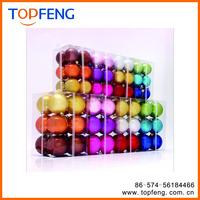 christmas plastic ball/wholesale clear plastic ball christmas ornaments/wholesale large plastic ball christmas ornaments