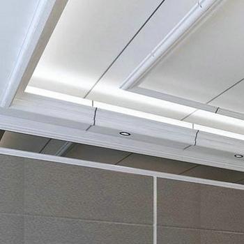Wpc Modern Ceiling Cornice Design