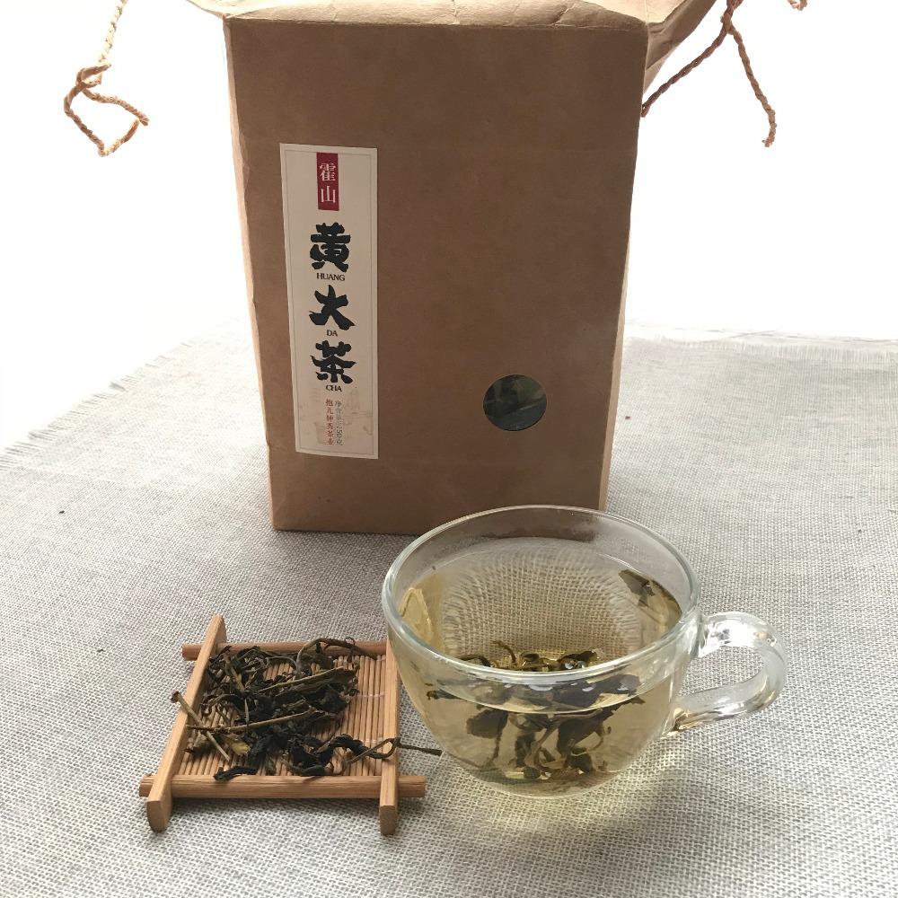 huoshan Vital yellow Tea Yellow Bud Loose Tea - 4uTea | 4uTea.com