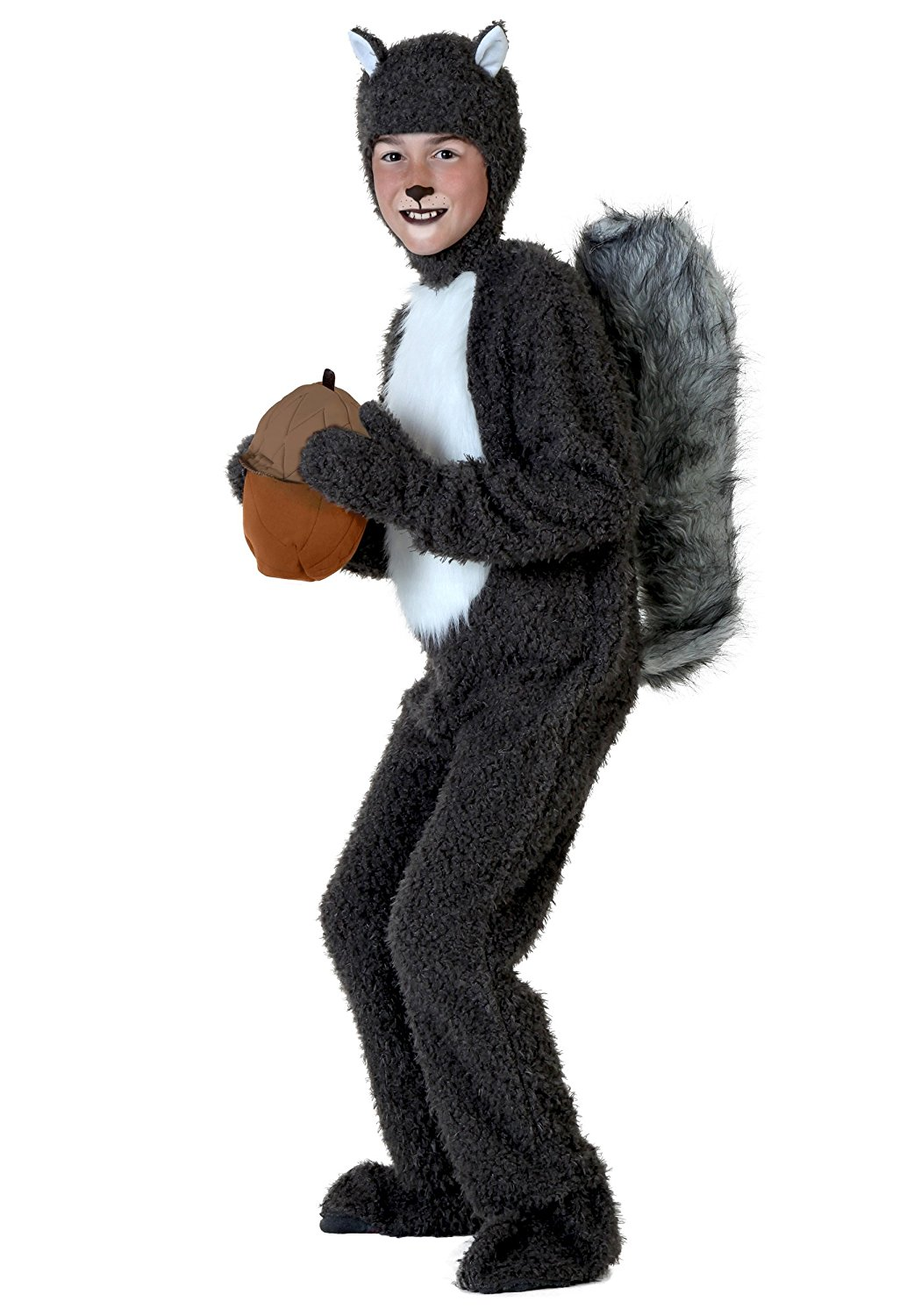 costume Smoochi the hoodie squirrel adult