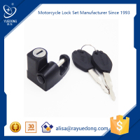 YUEDONG CG125 motorcycle helmet lock for honda parts