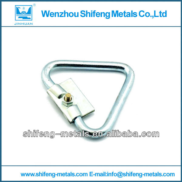 OEM quick link; delta shaped quick link