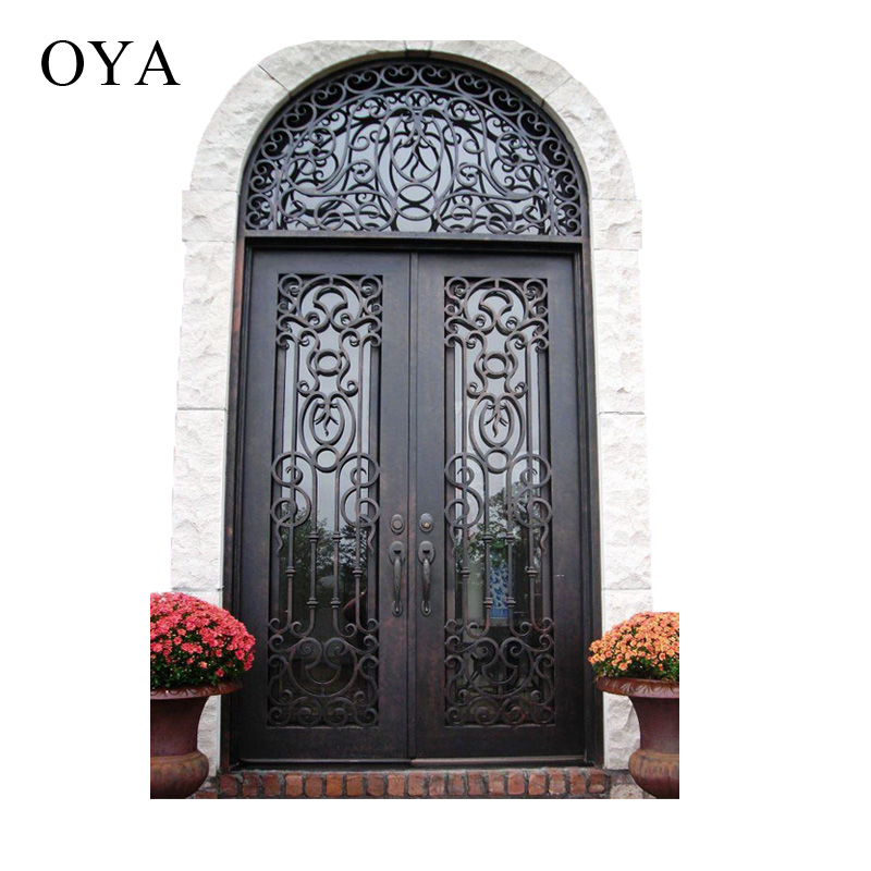 Wrought Iron Front Doors/grill Design Doors   Buy Design Doors,Front Doors,Wrought  Iron Doors Product On Alibaba.com