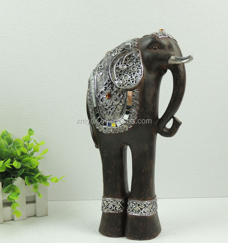 Large Artificial Fat Indian Elephant Statue For Home Decor Buy