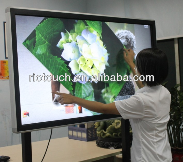 Riotouch multi touch all in one pc tv touchscreen