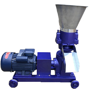 High Quality cheap price pig chicken cow sheep goat feed pellet machine mill/small poultry feed mill sale