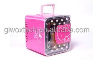 Mini Kühlschrank Mit Sichtfenster : 8l mini kühlschrank auto kühlbox 12 v 8l sichtfenster mini