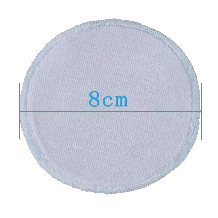 AnAnBaby Hot Bán Trang Điểm Remover Pad Tái Sử Dụng Làm Sạch Mặt Cotton Pad