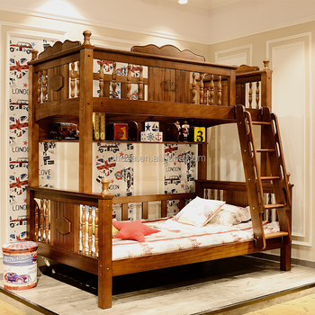 Double Deck Beds For Kids f50907a-1french big lots kids room furniture double deck bed