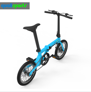 2017 Top quality electronic bike 5.2ah small wheel electric bicycle 16inch 20'' electric vehicles